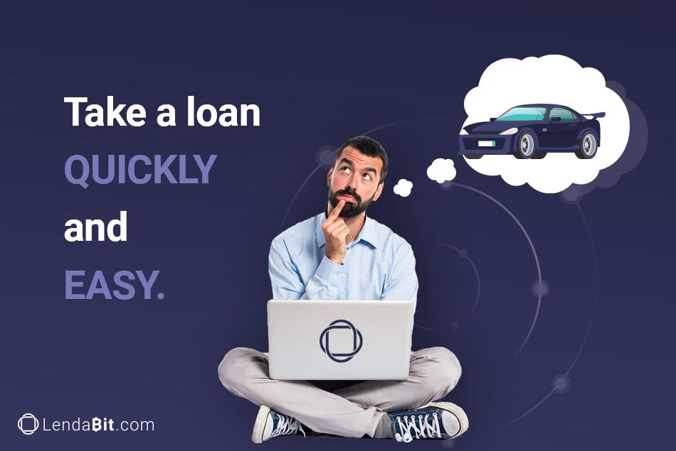 How to Become Borrower on LendaBit.com?