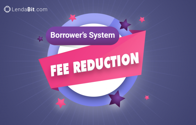 Borrower's System Fee Reduction