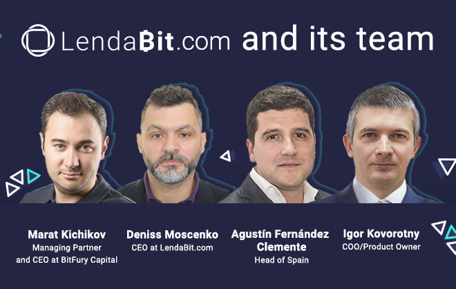 LendaBit.com: Executive Team Overview