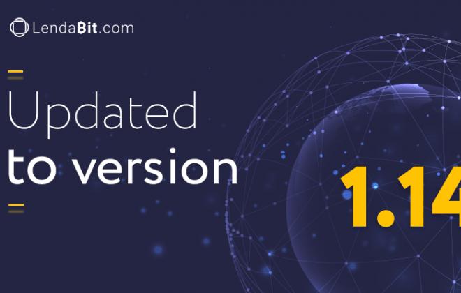 LendaBit.com System Update to Version 1.14